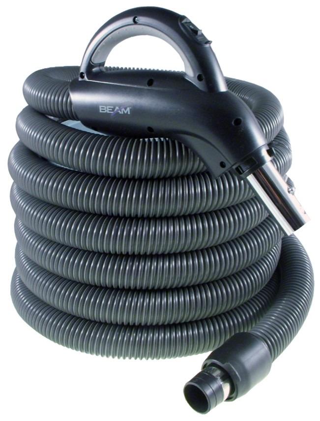 Wąż ssący BEAM Progression 12m z wyłącznikiem w rączce