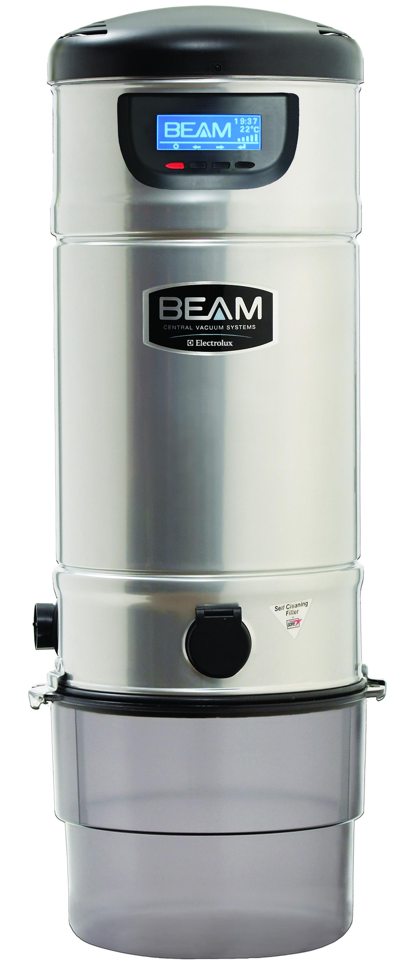 Odkurzacz Centralny BEAM SC 398 LCD Platinum