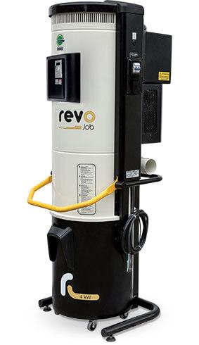 Odkurzacz przemysłowy SistemAir Revo Job